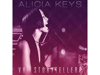 Keys Alicia: VH1 storytellers 2013 (Digi) (DVD + CD) Ord Pris 169 kr SALE