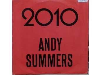 "Andy Summers title* 2010 *Pop Rock  7"" US"