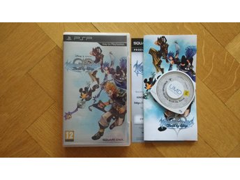 PSP: Kingdom Hearts: Birth By Sleep