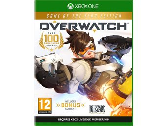 Overwatch Game of the Year Edition (+10 Loot boxar) - Nytt till Xbox One! REA