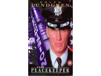 The Peacekeeper (1997) - Dolph Lundgren - DVD