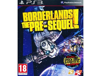 Borderlands Pre-Sequel (PS3)