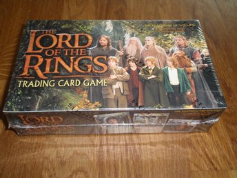 LOTR TCG 36 st FELLOWSHIP OF THE RING Booster Box (Sagan om Ringen)