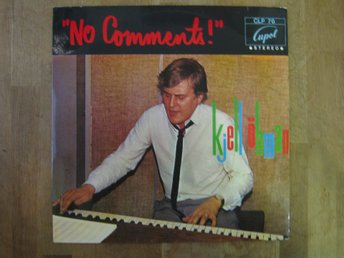 Kjell Öhman-No Comments  (LP)