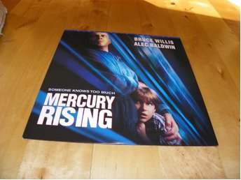 Mercury rising - AC-3- Widescreen edition - 1st Laserdisc