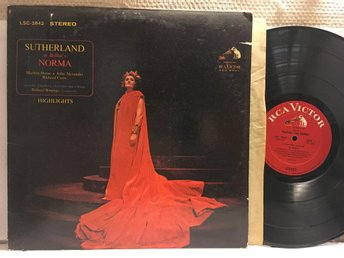 BELLINI - NORMA - HIGHLIGHTS - JOAN SUTHERLAND