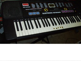 El.Synthesizer/El piano-El.orgel/MIDI Keyboard SBS/Klaver-Multi instrument