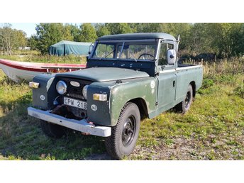 Land Rover 109 Long  -68