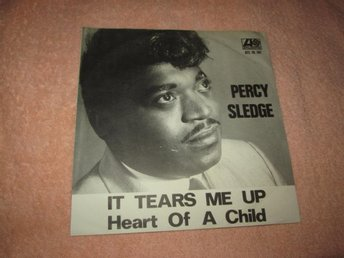 PERCY SLEDGE  IT TEARS ME UP    ATLANTIC