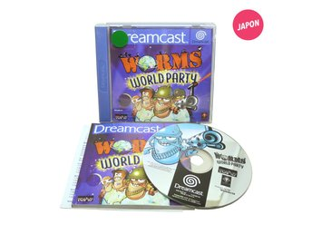 Worms Party (EUR / DC)