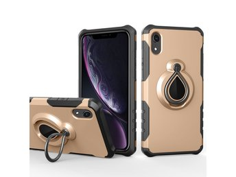 iPhone 7 Pansar Skal Guld Svart (290392561) ᐈ jfwtrade1 på Tradera e3a2dbed1b20e