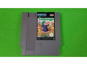 Lemmings Nintendo 8 bit NES