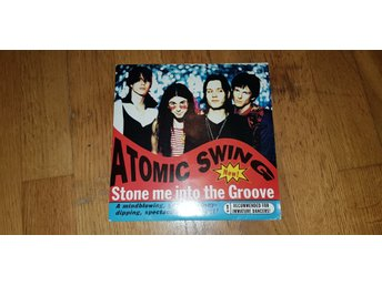 "Atomic Swing - Stone Me Into The Groove (singel/7"")"