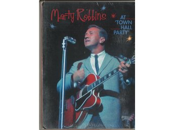 DVD Marty Robbins-At Town Hall Party