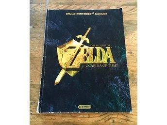 Spelguide fr Zelda Ocarina of Time
