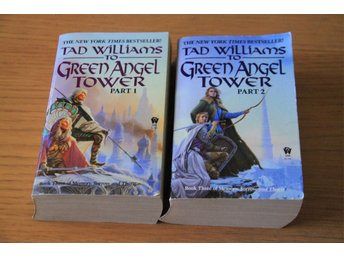 Tad Williams - Green Angel Tower 1 + 2