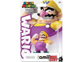 Nintendo amiibo Super Mario Collection (Wario)