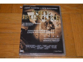 The Bunker ( Jason Flemming ) DVD Inplastad