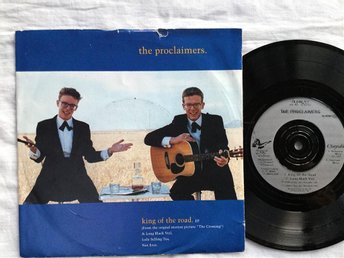 Proclaimers-King of the road (4 låtar) EP