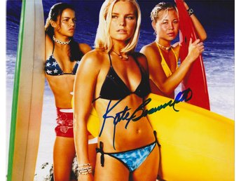 KATE BOSWORTH AMERICAN ACTRESS & MODEL PRE-PRINT AUTOGRAF FOTO