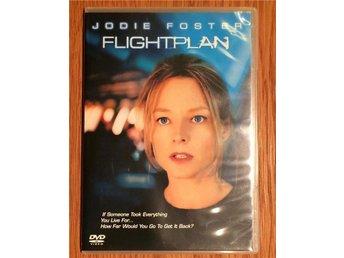 Flightplan - DVD från 2005 med Jodie Foster i huvudroll. - Vellinge - Flightplan - DVD från 2005 med Jodie Foster i huvudroll. - Vellinge