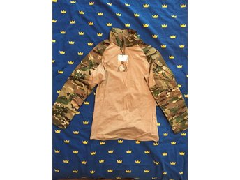ESDY TACTICAL Warrior Combat Shirt Multicamo
