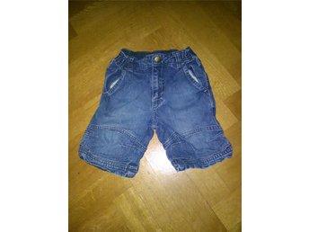 Jeans shorts 3/4 strl 86 - Sösdala - Jeans shorts 3/4 strl 86 - Sösdala