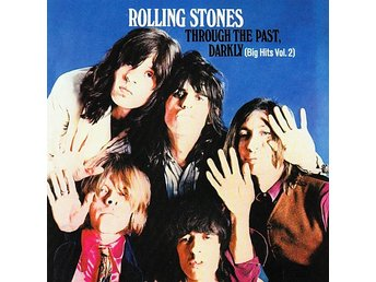 CD Rolling StonesThrough the past darkly (Big hits vol 2) - Orsa - CD Rolling StonesThrough the past darkly (Big hits vol 2) - Orsa