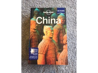 China Lonely planet. 13th edition 2013