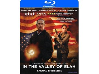 In the valley of Elah - Saknad efter strid - Blu-Ray