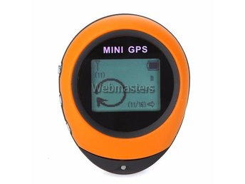 Mini GPS Navigation USB Rechargeable For Outdoor Sport