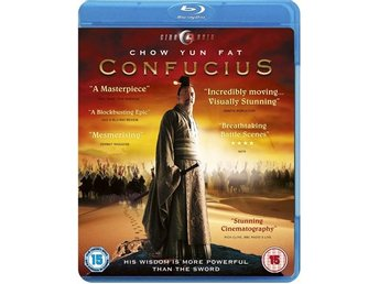 Confucius (Chow Yun-Fat) - Bluray Blu-Ray
