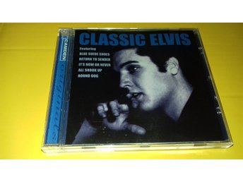 2 X ELVIS PRESLEY - classic Elvis/greatest number one hits   - REA - (cd)