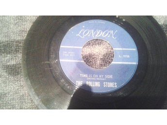 rolling stones,single,canada,Time is on my side,1964