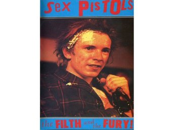 Sex Pistols ?–The Filth And The Fury vhs Live Sweden 1977