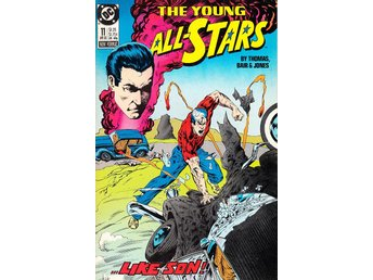 The Young All-Stars nr 11 (1987) / VF/NM / toppskick