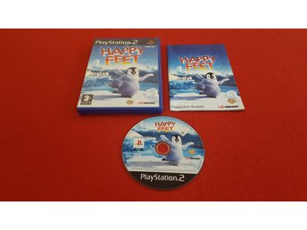 HAPPY FEET till Sony Playstation 2 PS2