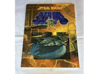 Stock Ships - Star Wars RolePlaying Game 2nd Edition (West End Games)