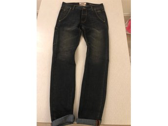 SUPERDRY HERR JEANS SLIM FIT STO 28 L 32