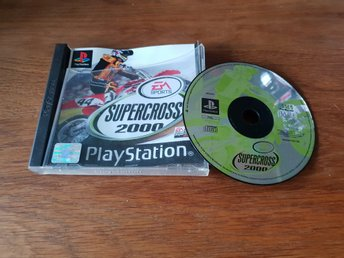 SUPER CROSS 2000 PS1 BEG