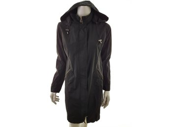 Gant size M Jacket with a black hood