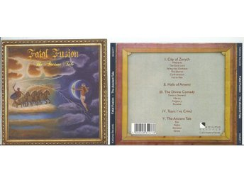 Fatal Fusion – The Ancient Tale (CD 2013)
