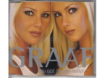 Graaf You Got (what I want) GAY