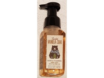 TOASTED VANILLA CHAI Bath & Body Works Gentle Foaming Hand Soap USA doft