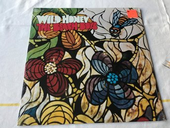BEACH BOYS THE - WILD HONEY LP 1967/1980