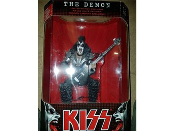 Gene Simmons action figure limited edition