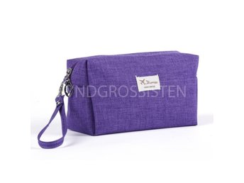 Cosmetic bag Organizer Lila Fri Frakt Ny