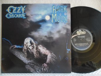 OZZY OSBOURNE - BARK AT THE MOON - EPC 25739