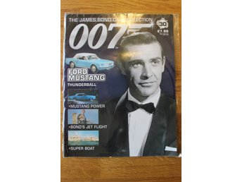 BOND COLLECTION ENGELSK NR 30