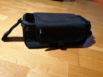 Väska till vagn brio svart